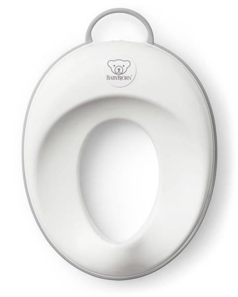 Bilde av Toalettsete -Hvit/grå