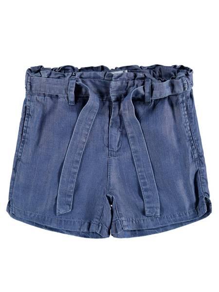 Bilde av NkfRandi Dnmtakaren 2301 Shorts - Med Blue Denim