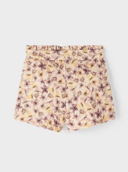 Bilde av NmfHenrietta shorts - Whitecap Gray