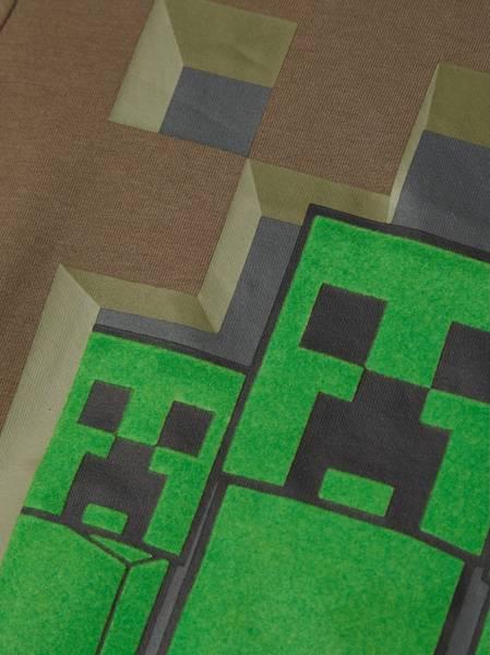 Bilde av NkmMinecraft Dada ss top - Stone Gray