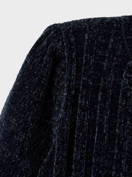 Bilde av NkfKula ls knit - Dark Sapphire