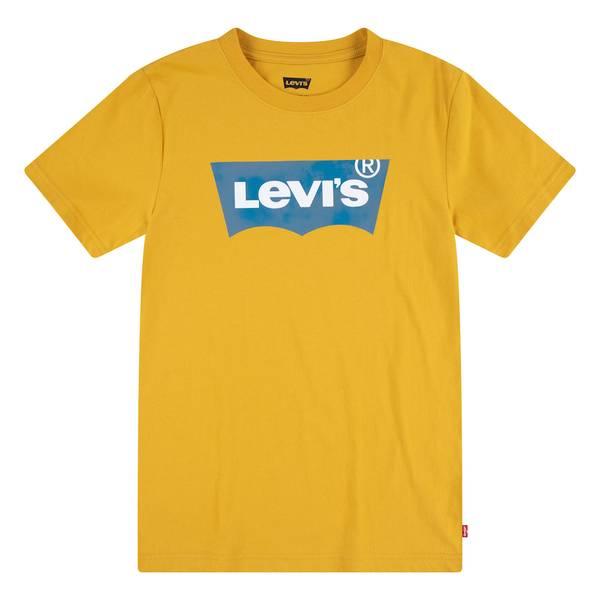 Bilde av Gul Levis Graphic t-skjorte - Golden Spice
