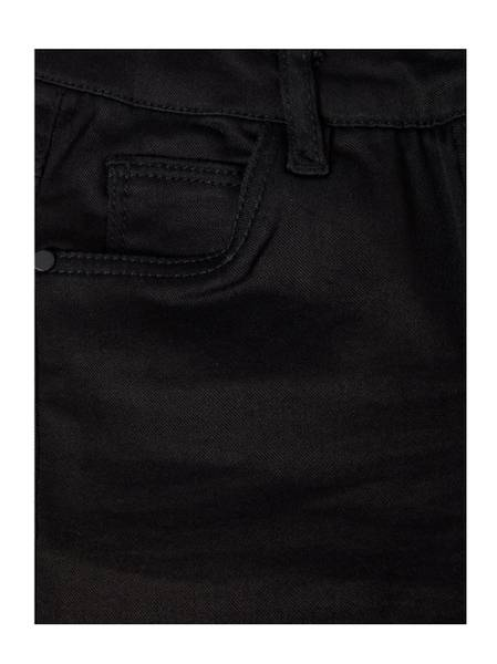 Bilde av NkfPolly DnmToras 7104 Legging - Black Denim