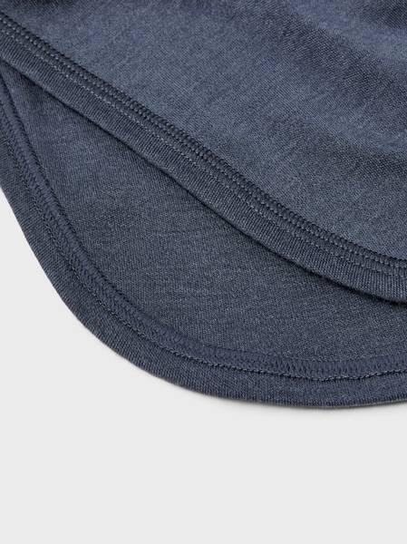 Bilde av NmmWillit wool neckwarmer - Ombre Blue